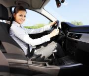 Водитель-женщина