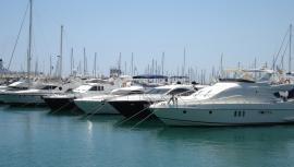 Аренда яхт на Кипре.