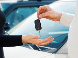 Car hire with discounts